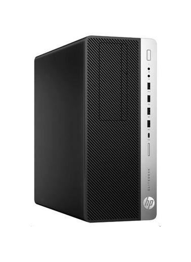 HP 800 G3 Twr Y1B39Avz6 İ5 7500  8Gb 1Tb+512Gb Ssd Gt710 Fdos Renkli